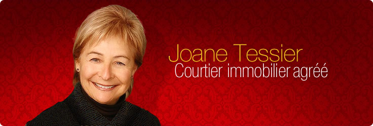 Joane Tessier | Courtier immobilier agréé | Tessimmo